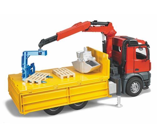 Camion grua de juguete MERCEDES BENZ MB Arocs LKW y accesorios - Ítem1
