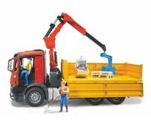 Camion grua de juguete MERCEDES BENZ MB Arocs LKW y accesorios - Ítem2