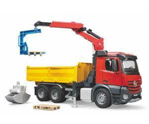 Camion grua de juguete MERCEDES BENZ MB Arocs LKW y accesorios
