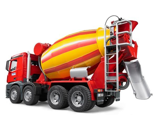 Camion hormigonera de juguete MERCEDES BENZ MB Arocs LKW - Ítem2