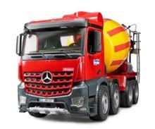 Camion hormigonera de juguete MERCEDES BENZ MB Arocs LKW - Ítem3