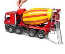 Camion hormigonera de juguete MERCEDES BENZ MB Arocs LKW - Ítem4