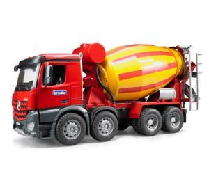 Camion hormigonera de juguete MERCEDES BENZ MB Arocs LKW