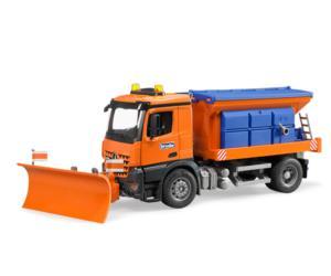 Camion quitanieves de juguete MERCEDES BENZ MB Arocs