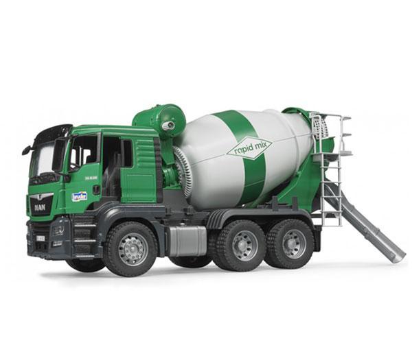 Camión hormigonera de juguete MAN TGS - Ítem2