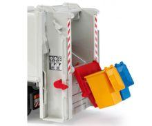 Camión de basura de juguete MAN TGS Bruder 03762 - Ítem2