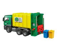 Camión de basura de juguete MAN TGS Bruder 3764 - Ítem3