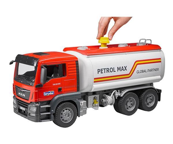 Camión cisterna de juguete MAN TGS Bruder 3775 - Ítem3