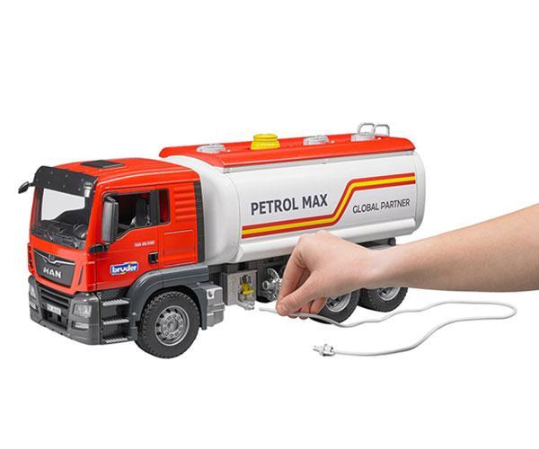 Camión cisterna de juguete MAN TGS Bruder 3775 - Ítem5