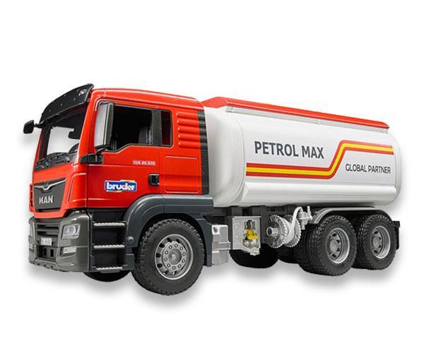 Camión cisterna de juguete MAN TGS Bruder 3775