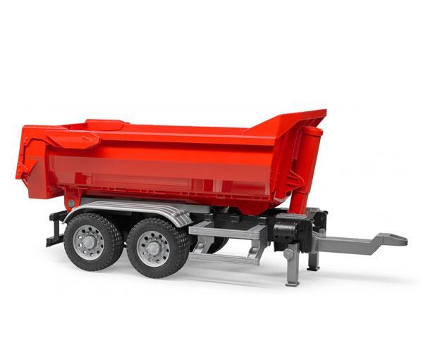 Remolque de juguete para camiones Bruder 03923