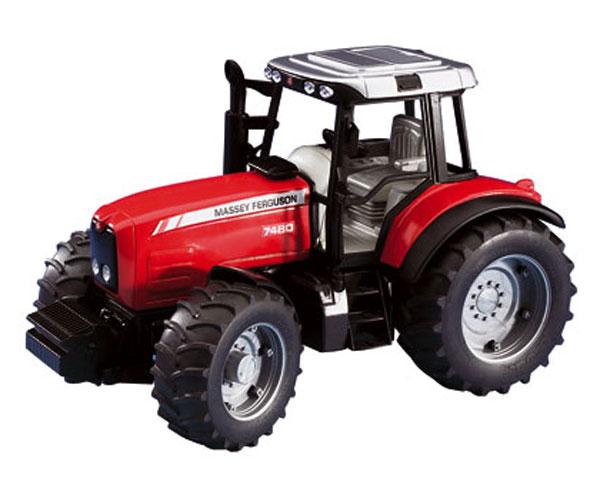 Tractor de juguete MASSEY FERGUSON 7480