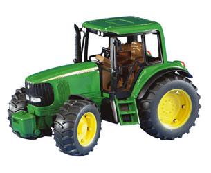 Tractor de juguete JOHN DEERE 6920