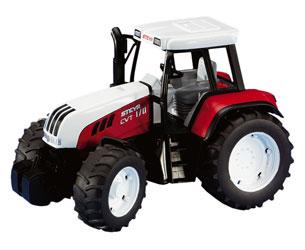 Tractor de juguete STEYR CVT 170