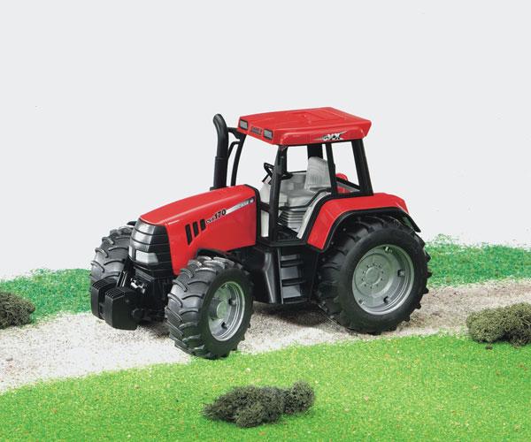 Tractor de juguete CASE IH CVX 170 - Ítem2