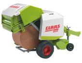 Empacadora de juguete CLAAS Rollant 250 Bruder 02121