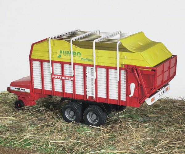 Remolque de juguete PÖTTINGER Jumbo 6600 - Ítem2