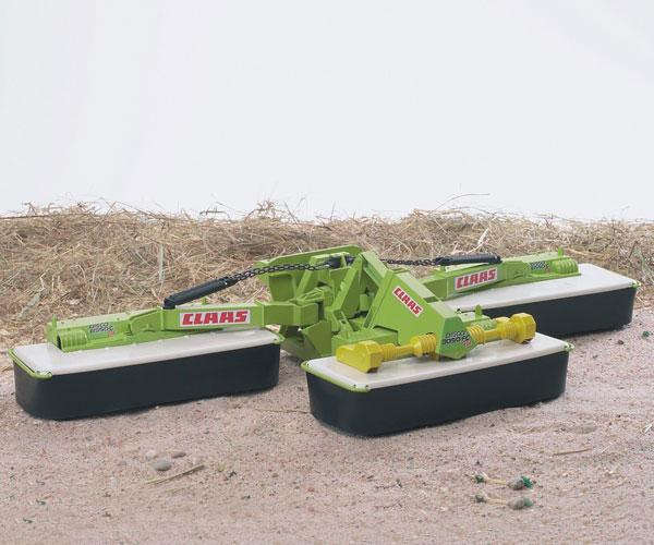 Segadora de juguete CLAAS disco 3050 FC Plus Bruder 02218 - Ítem2