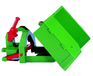 Plataforma de juguete para transporte Bruder 02336