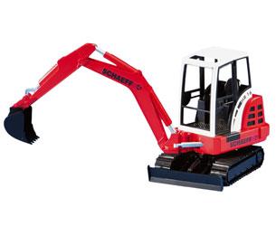 Miniexcavadora de juguete SCHAEFF HR 16 - Ítem1