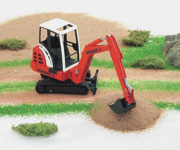 Miniexcavadora de juguete SCHAEFF HR 16 - Ítem2