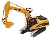 Excavadora de juguete CATERPILLAR