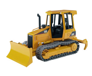 Bulldozer de juguete CATERPILLAR - Ítem1