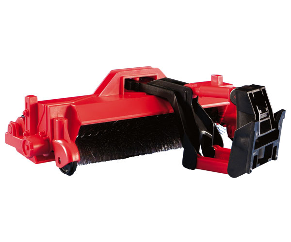 Barredora para tractores de juguete Bruder 02583