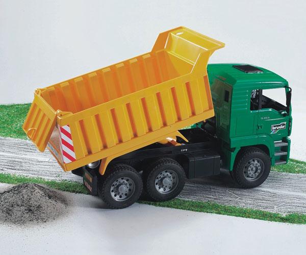 Camión dúmper de juguete MAN TG 410 A - Ítem2