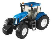 Tractor de juguete NEW HOLLAND T8040
