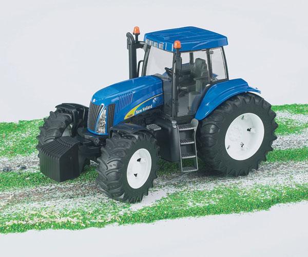Tractor de juguete NEW HOLLAND T8040 - Ítem2