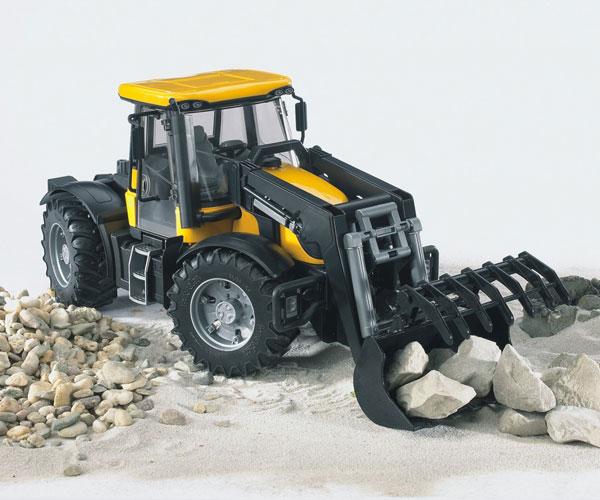 Tractor de juguete JCB Fastrac 3220 con pala - Ítem2