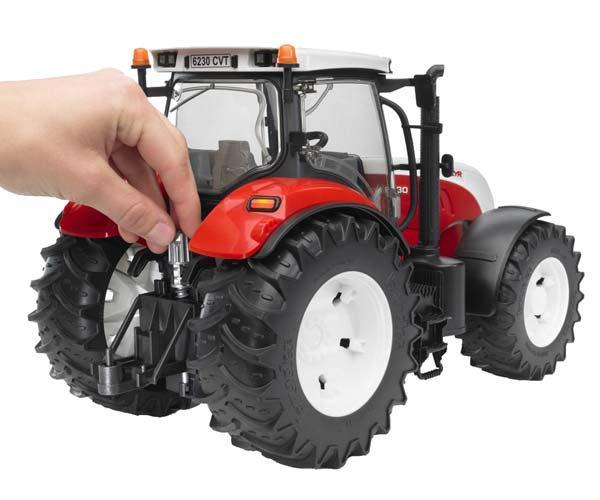 Tractor de juguete STEYR CVT 6230 - Ítem1