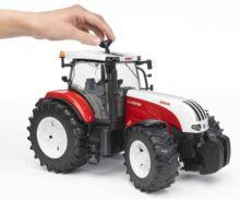 Tractor de juguete STEYR CVT 6230 - Ítem4
