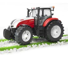 Tractor de juguete STEYR CVT 6230 - Ítem5