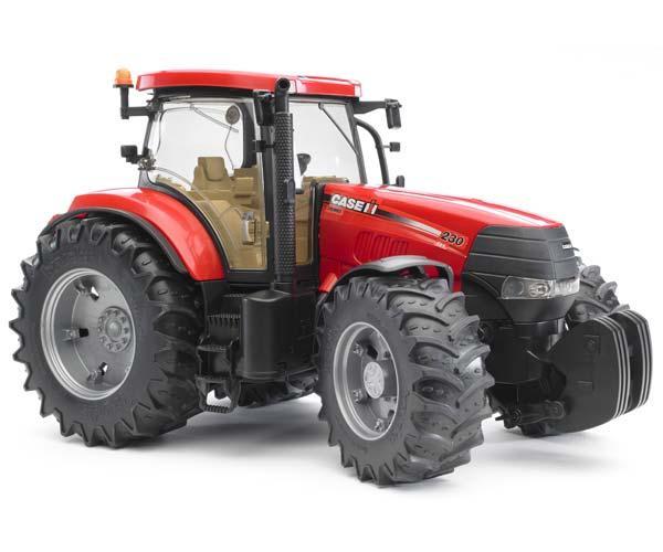 Tractor de juguete CASE IH CVX 230 - Ítem1