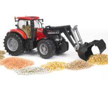 Tractor de juguete CASE IH CVX 230 con pala - Ítem2