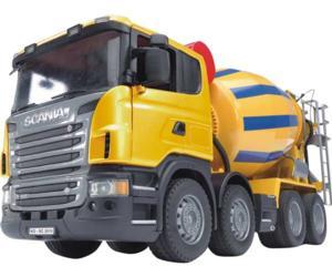 camion hormigonera de juguete scania