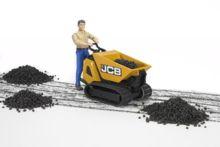 Minidumper de juguete JCB HTD-5 con conductor - Ítem3