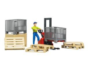 Pack logístico de juguete