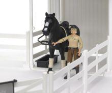Pack vallado+caballo+jinete+obstáculos y setos - Ítem2