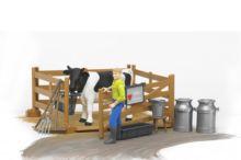 Pack granjero, vaca, vallado y accesorios - Ítem5