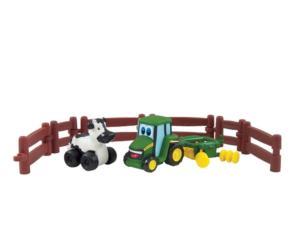 Johnny aventuras en la granja