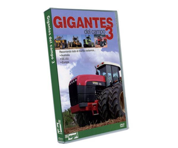 Pack promo DVDs Gigantes del campo - Ítem3