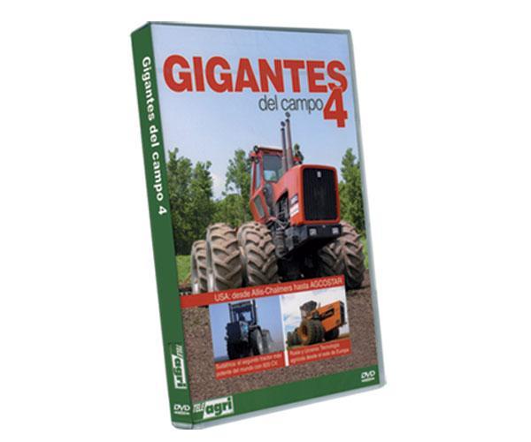 Pack promo DVDs Gigantes del campo - Ítem4
