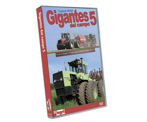 Pack promo DVDs Gigantes del campo - Ítem5