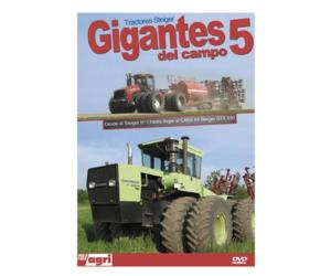 dvd gigantes del campo 5