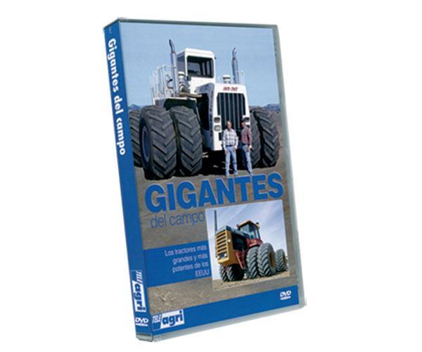 Pack promo DVDs Gigantes del campo - Ítem1