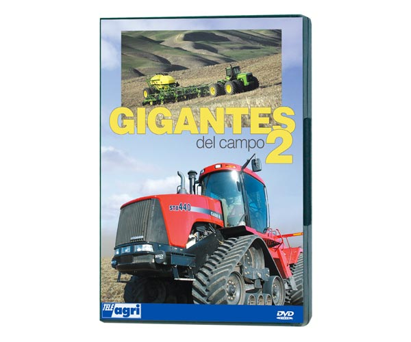 DVD GIGANTES del campo 2