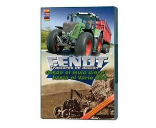 DVD FENDT tractores en acción